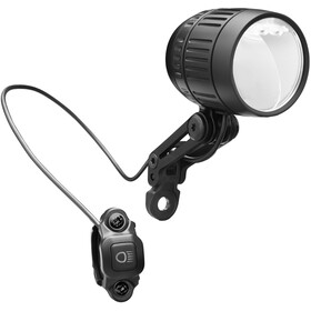 Busch + Müller LumotecIQ-XM Éclairage LED pour E-Bikes 80 Lux, black